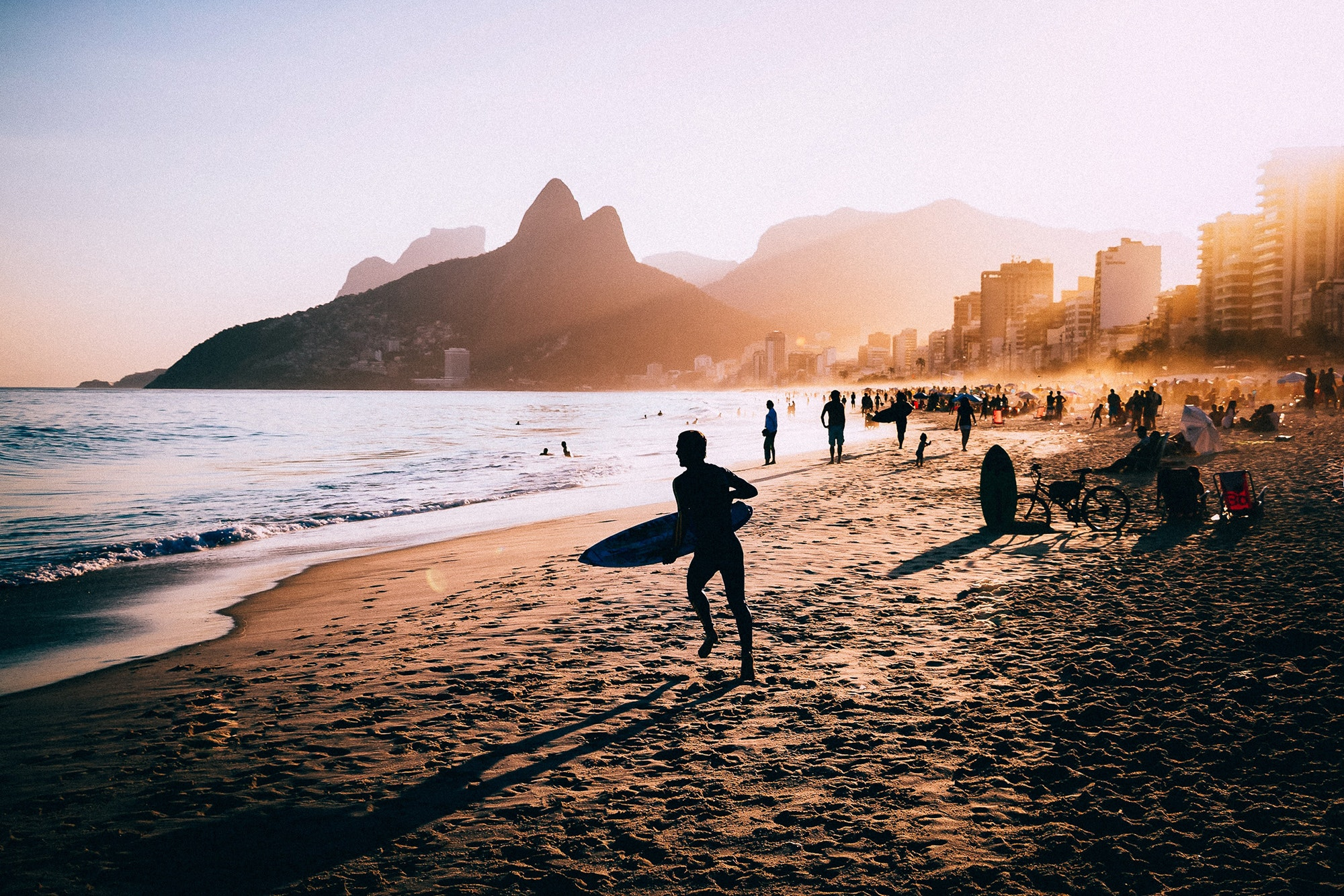 Rio is the only specific destination to make Pinterest's travel trends list for 2019.