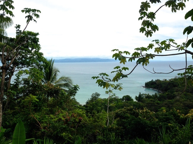 The amazing ecolodge at Lapa Rios is set in a private nature reserve.