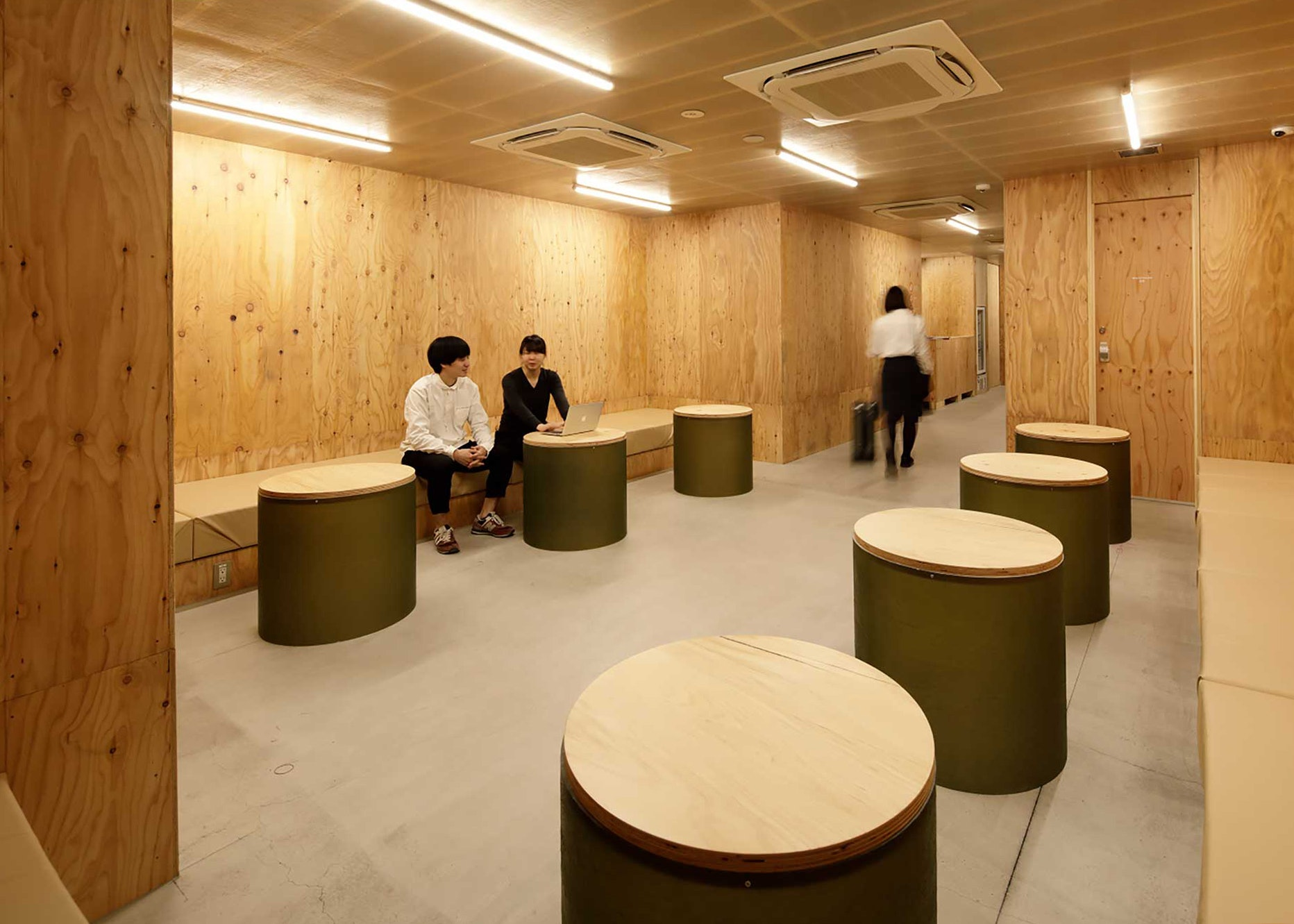 Capsule hotels like Do-C have inched closer toward luxury without losing their convenience factor.