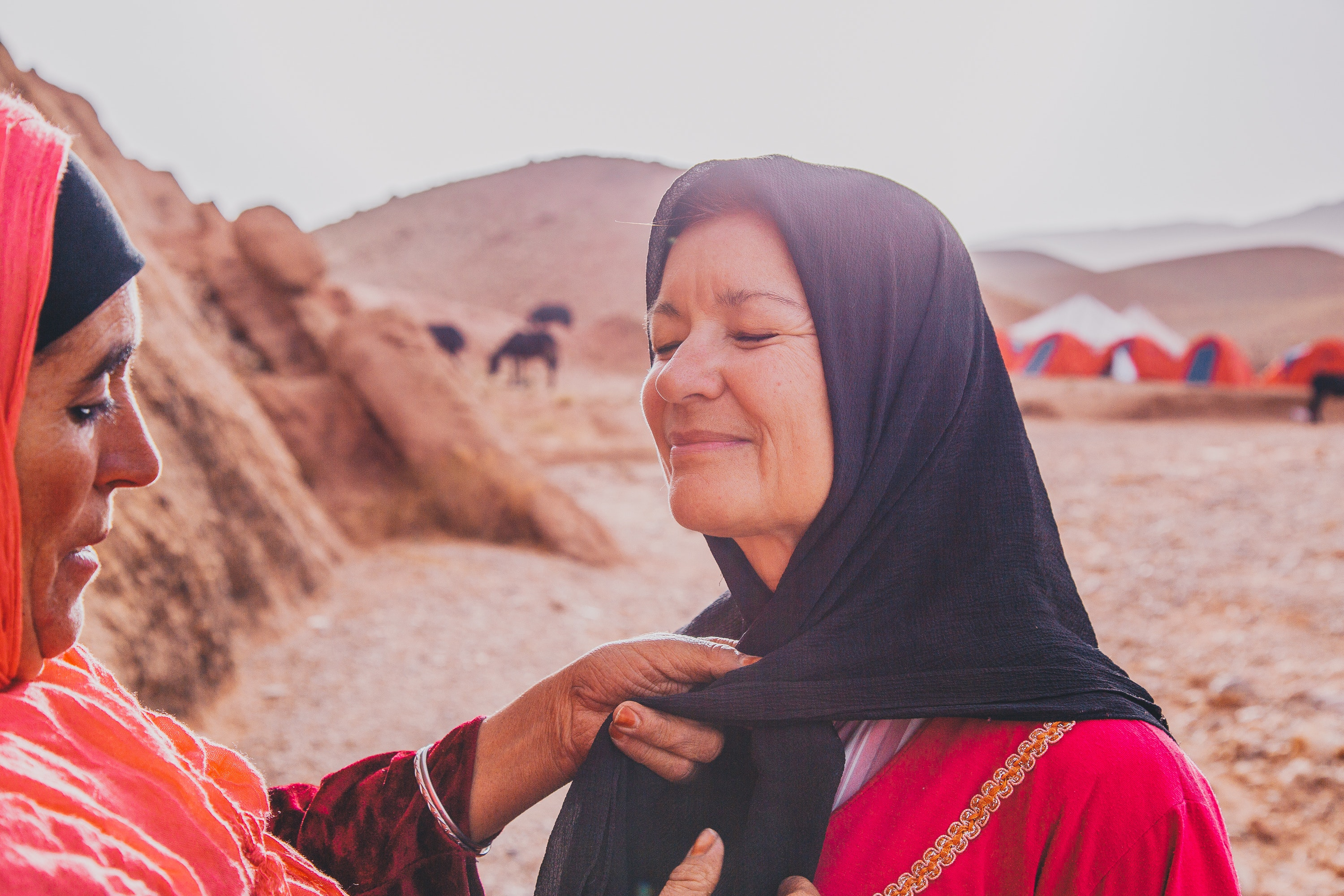 The Women's Expedition in Morocco reveals the ins and outs of life for Berber women.