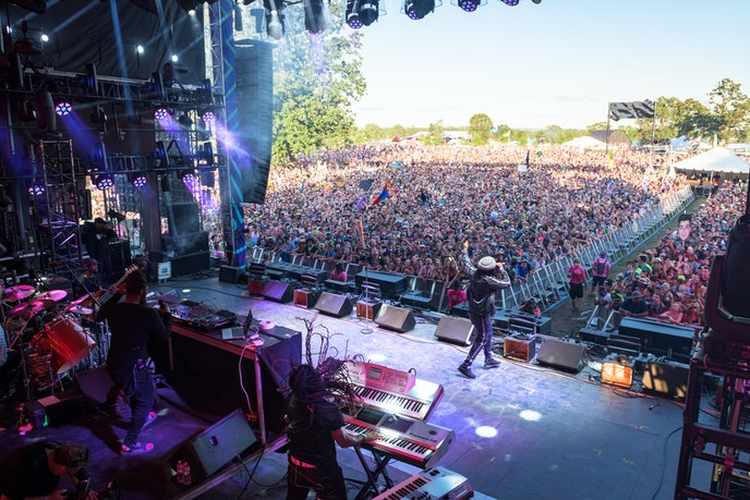 Bonnaroo has created areas and experiences with many different guests in mind.
