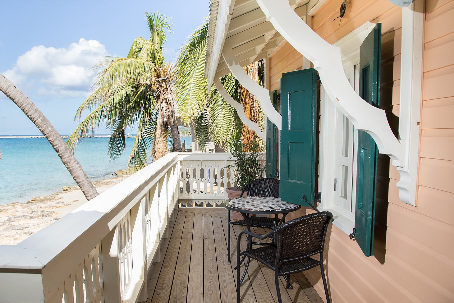 The Fred may be the hippest hotel in the USVI's most underrated town, Frederiksted, on St. Croix.