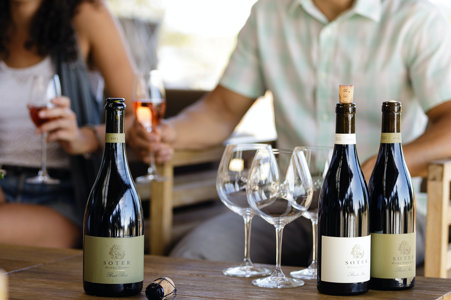 Known for its sustainable viticultural practices, Soter Vineyards welcomes winery visitors to pop in and sample a flight of its latest releases.