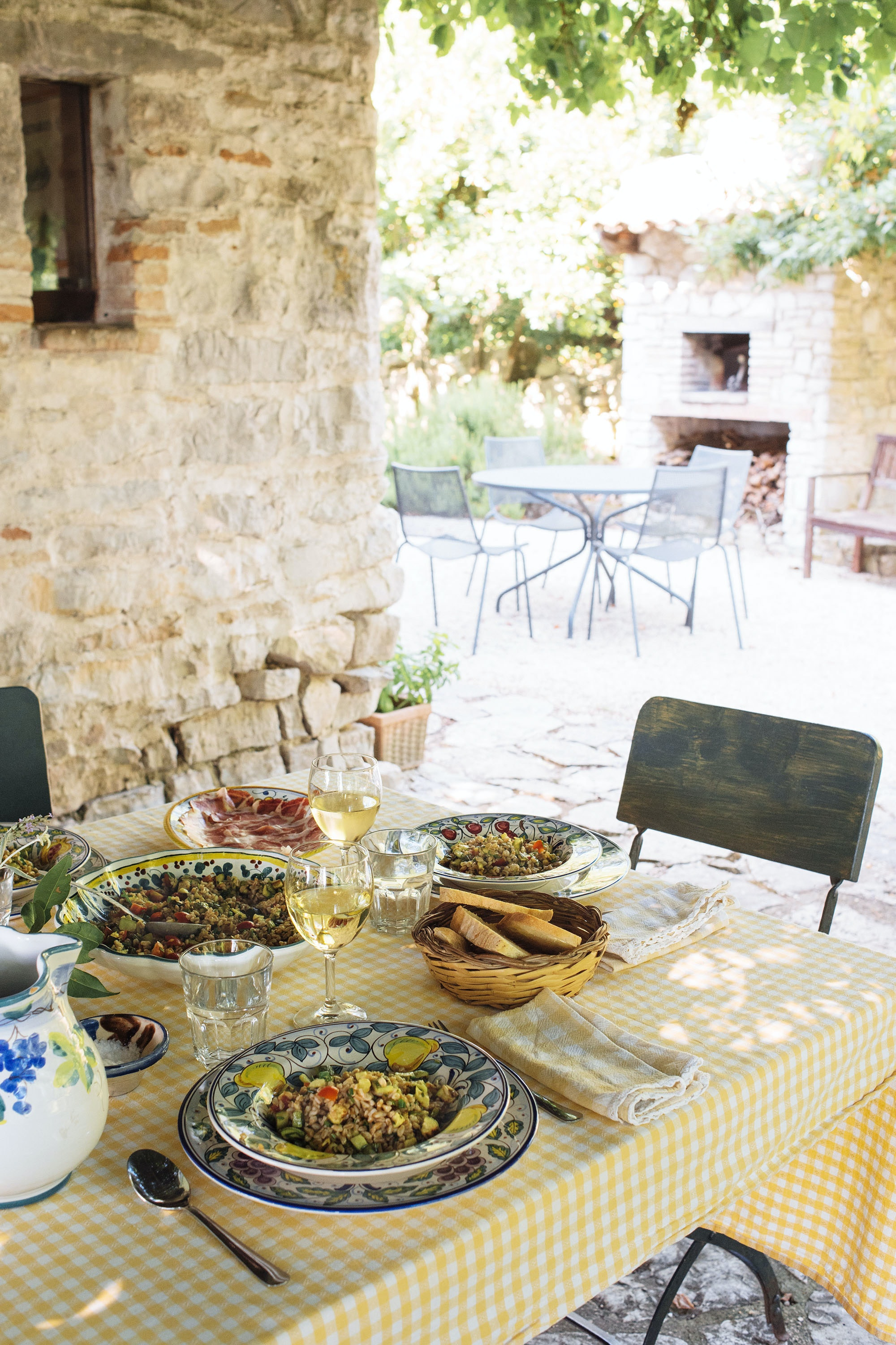 Umbria delivers one delicious meal after the next.