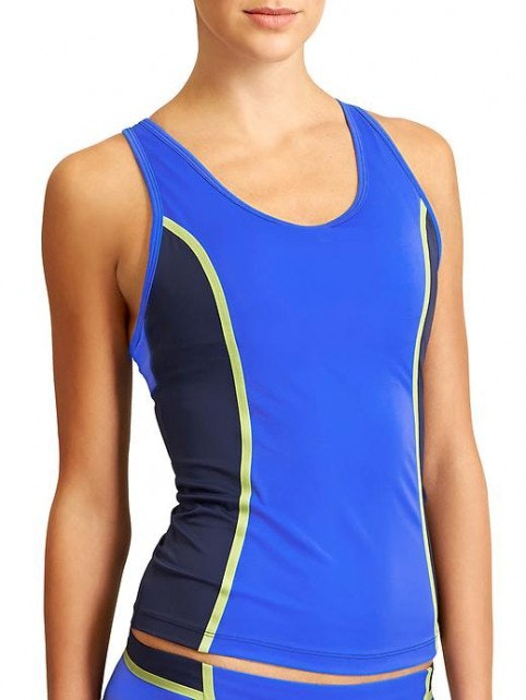 Sporty Athleta swimsuit