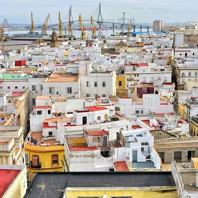 Did you know that Cádiz is the oldest inhabited city of Spain?