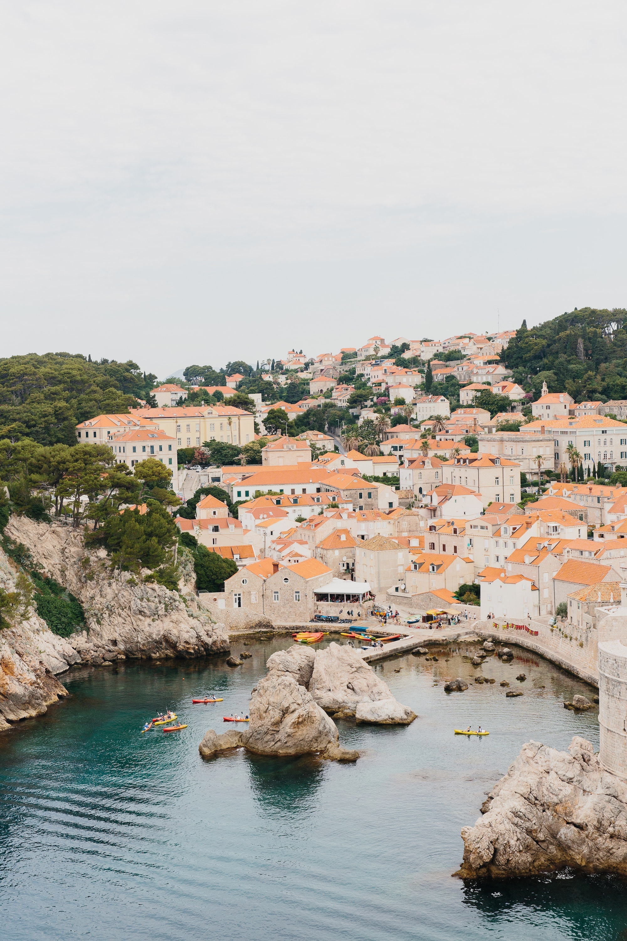 View of Dubrovnik