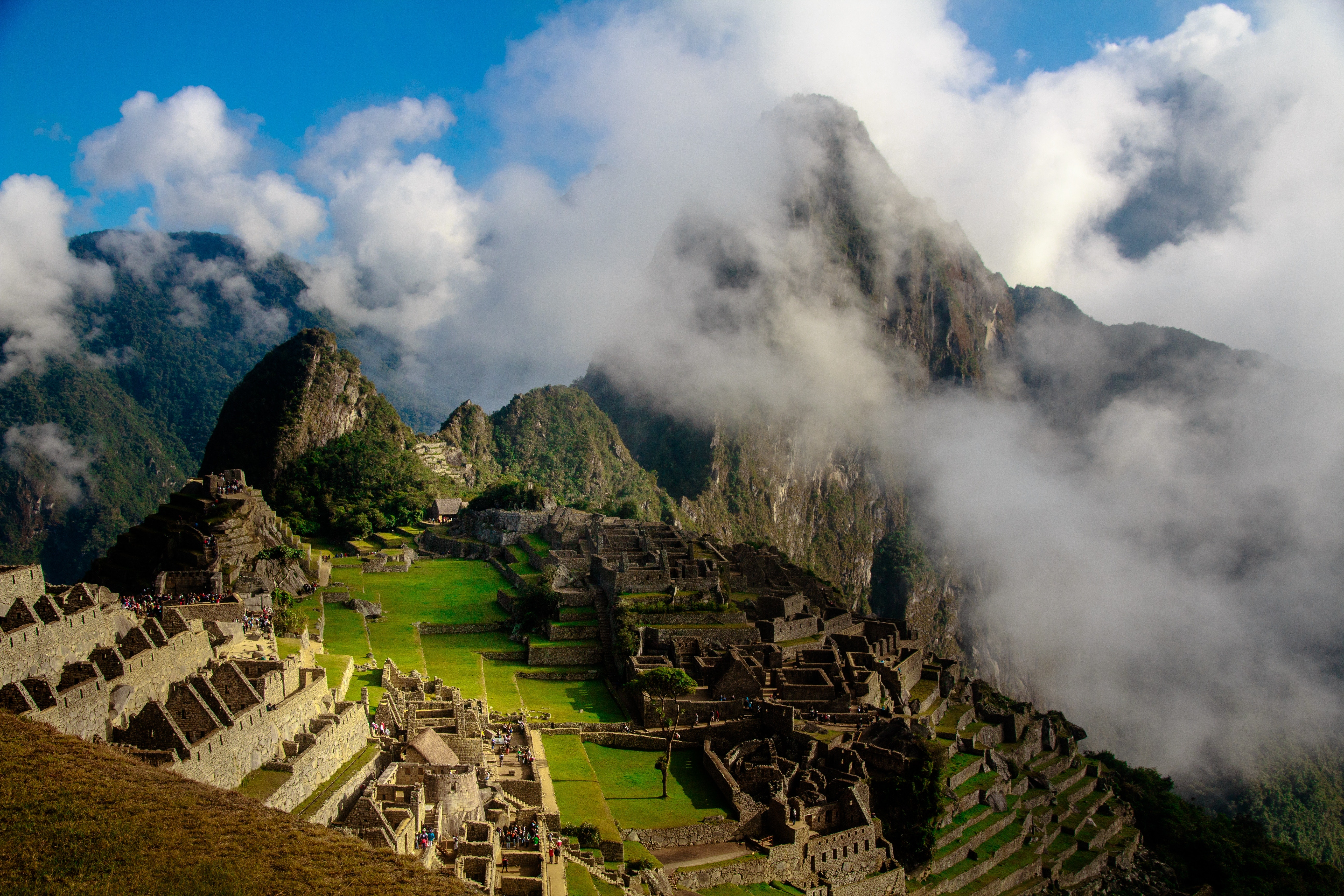 Group trips suit Aquarians well in 2019: Consider surrounding yourself with like-minded people on an adventure to Machu Picchu.