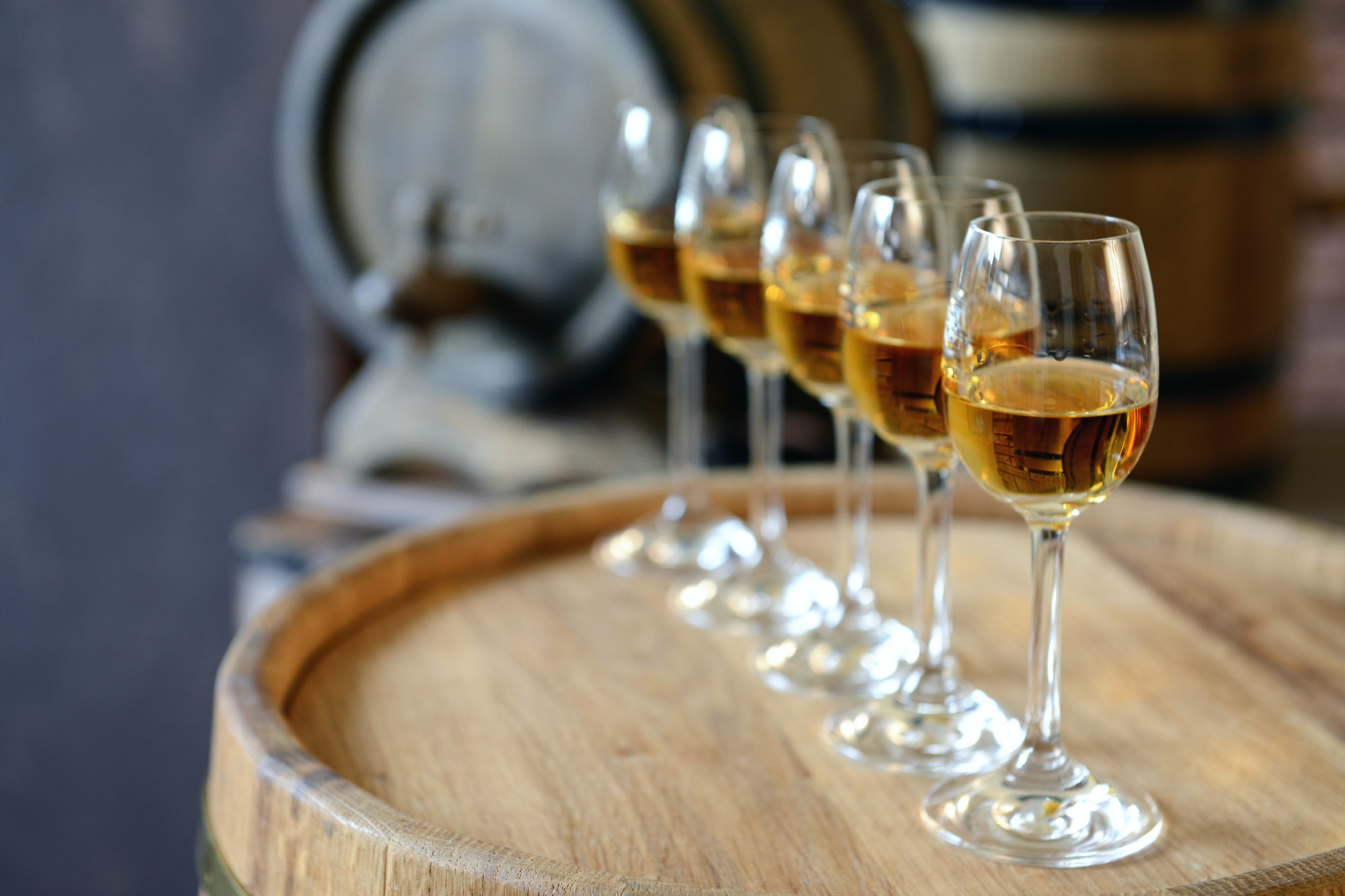 The Jura region is known for its vin jaune, which is aged under yeast.