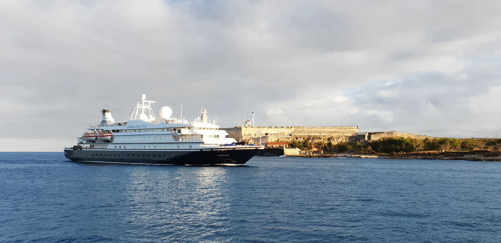 Upscale cruise line SeaDream started sailing to Cuba in 2019, with immersive itineraries on voyages between Havana and Cienfuegos.