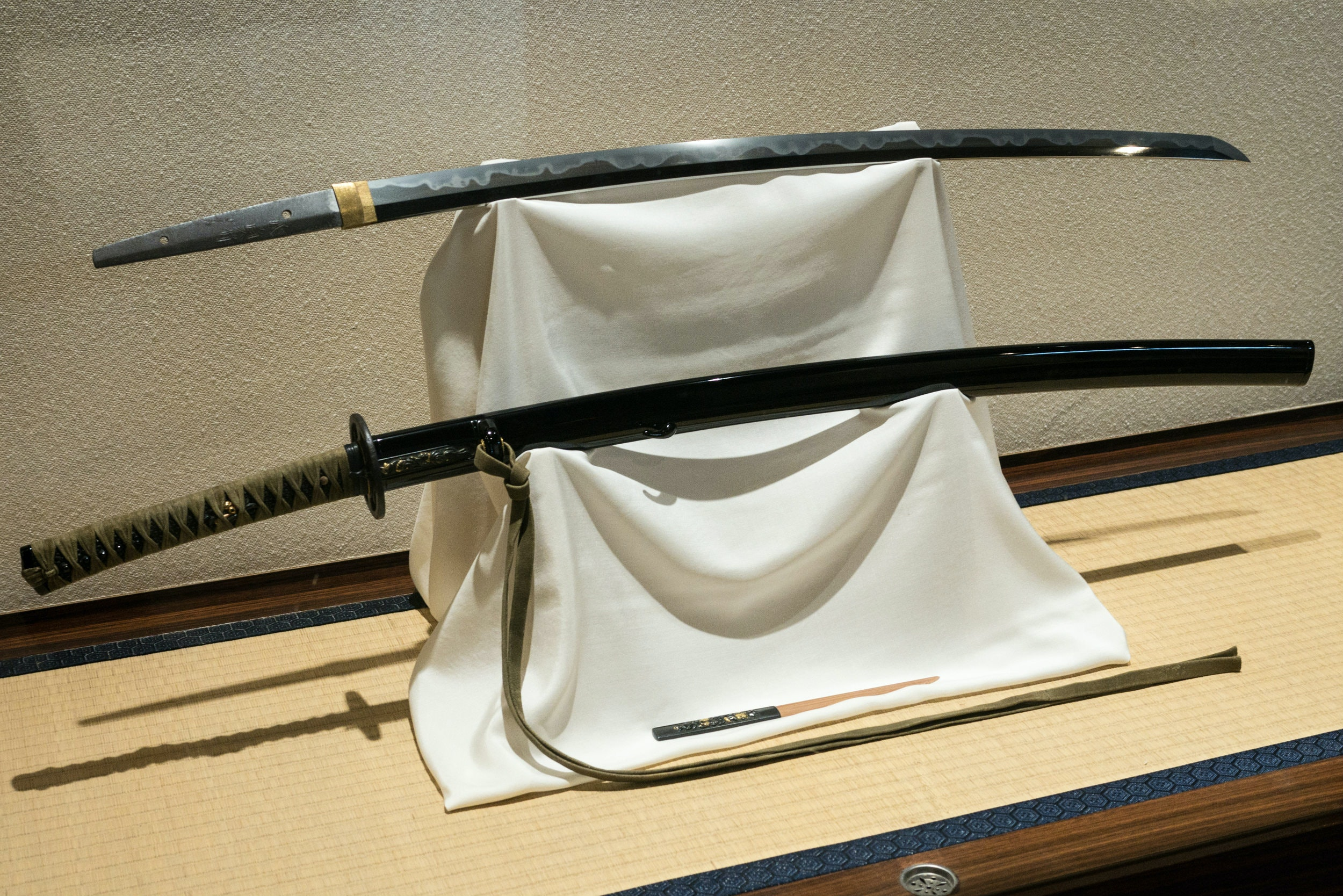 Swordsmiths have been crafting razor-edged weapons in Seki City since the 12th century.