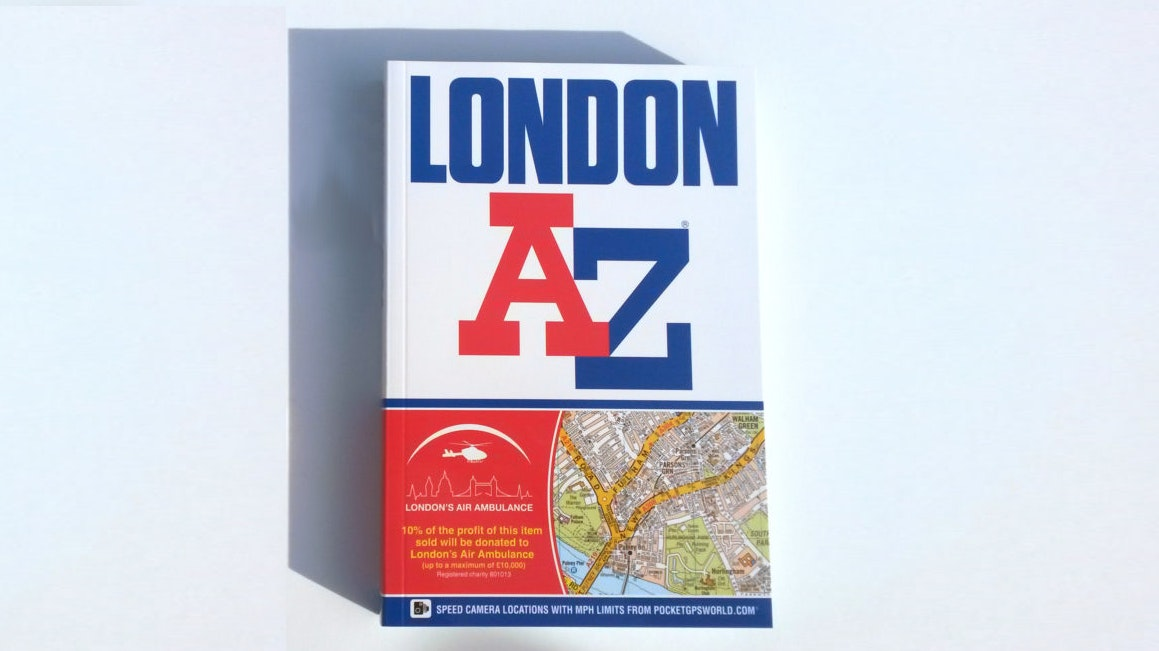 "Since it debuted in 1936, the ""A-Z Street Atlas"" has achieved mythic status among Londoners as well as tourists."
