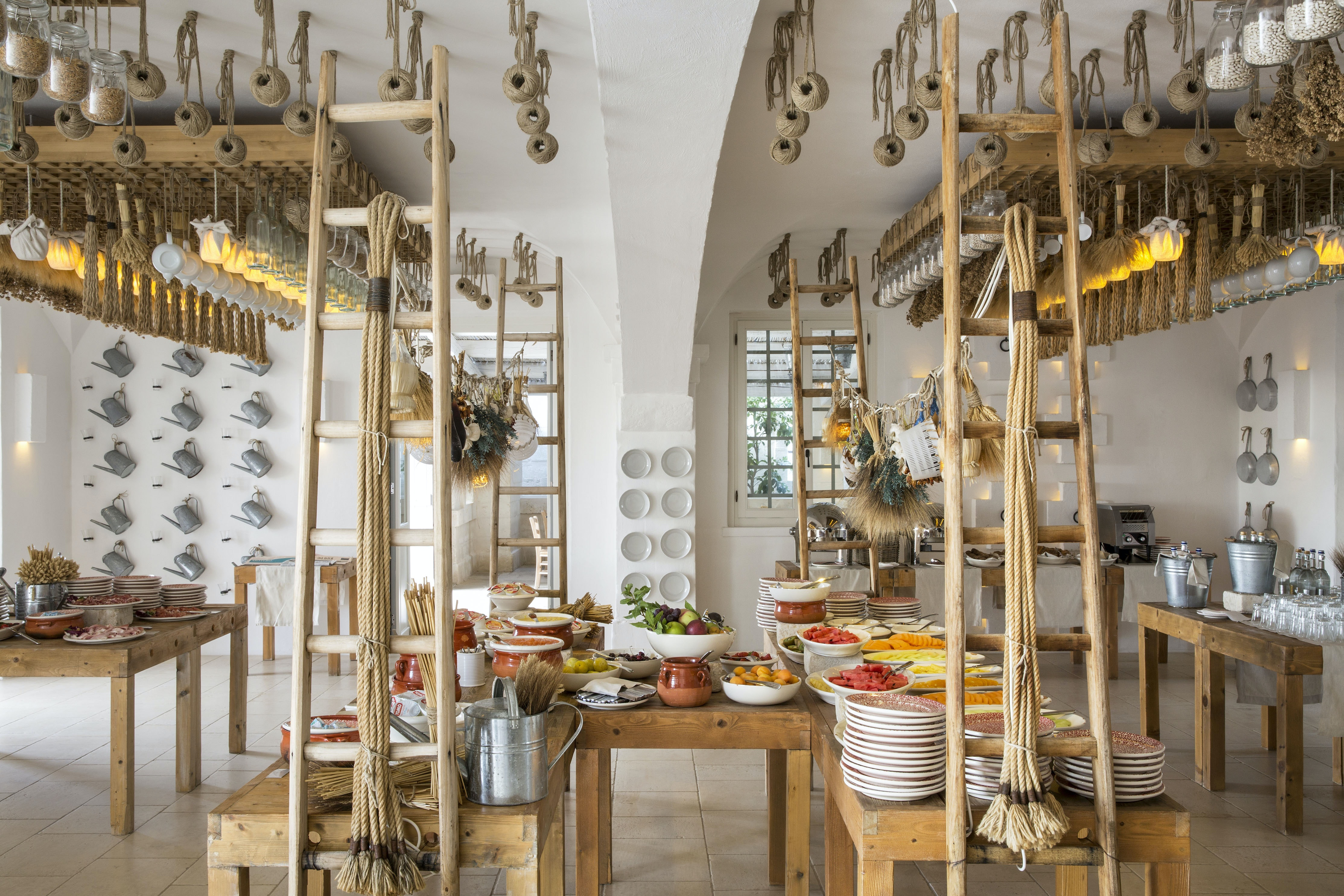 The owner of Borgo Egnazia, a resort overlooking the Adriatic Sea in southern Italy, recommends treating guests to something unique, like a special family recipe.