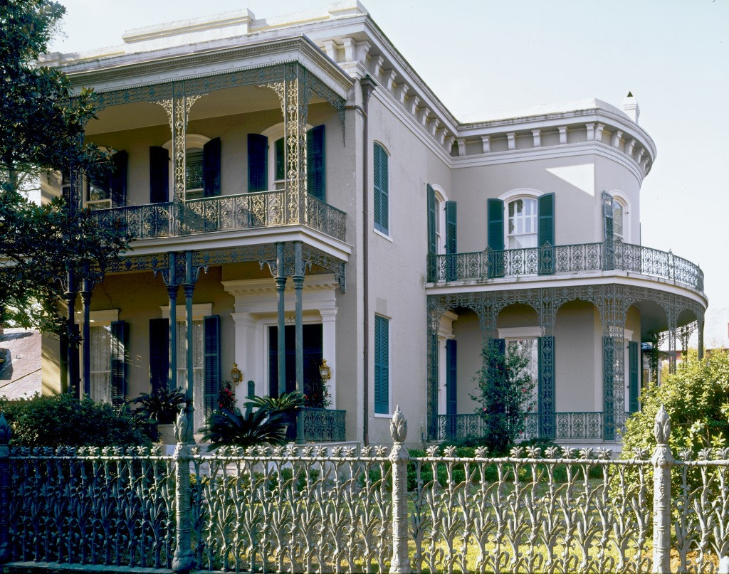 Robert H. Short house, New Orleans architecture