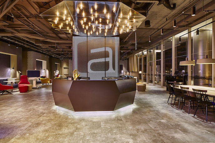 With more visitors heading to Lima for the food, new hotels such as the Aloft Miraflores have started popping up.
