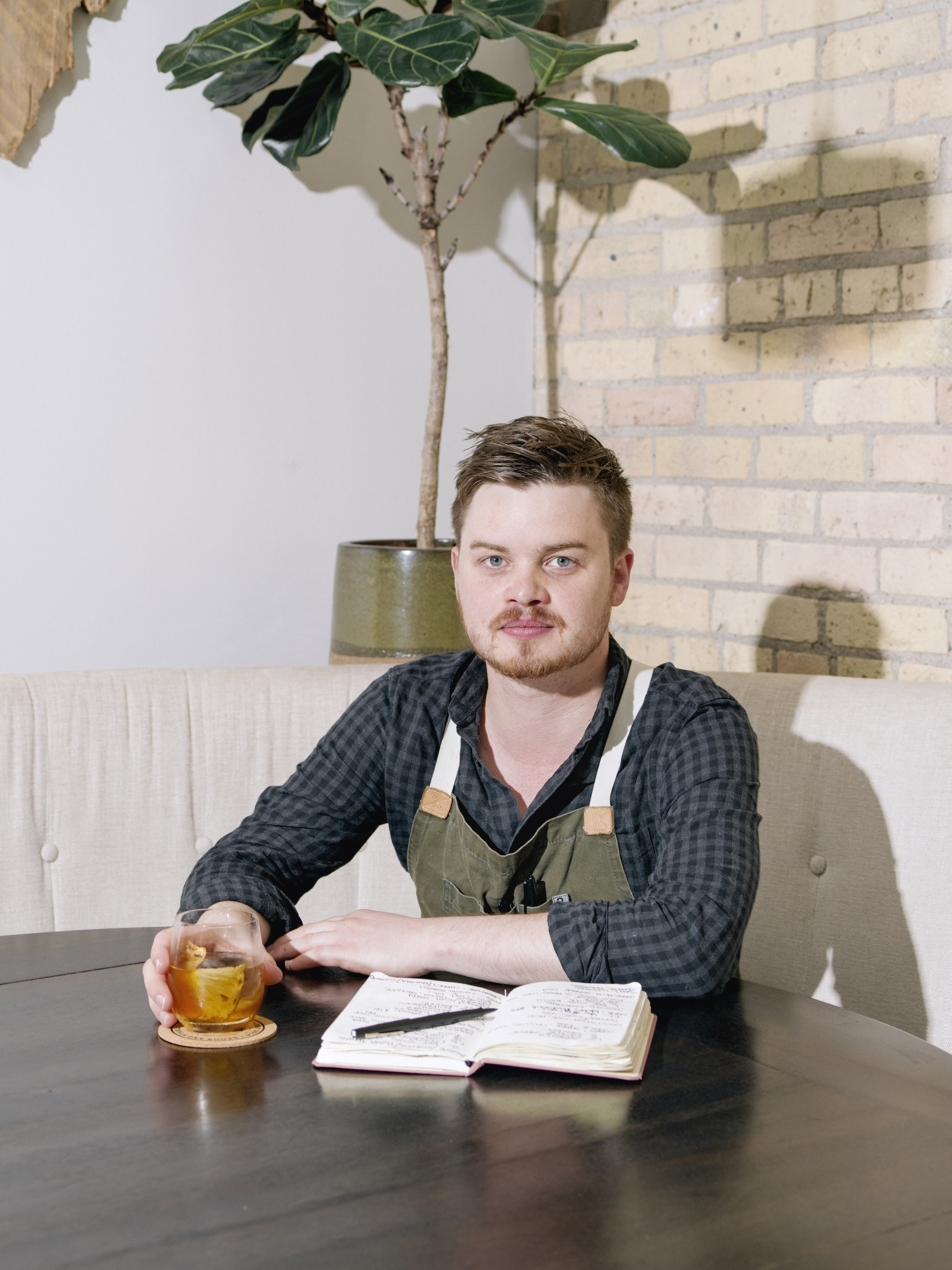 Spoon and Stable bartender Elliot Manthey
