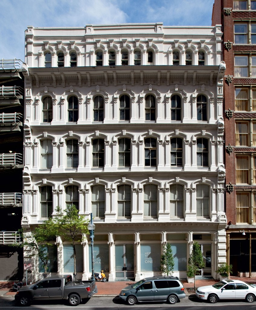 Henry Gardes building, New Orleans architecture