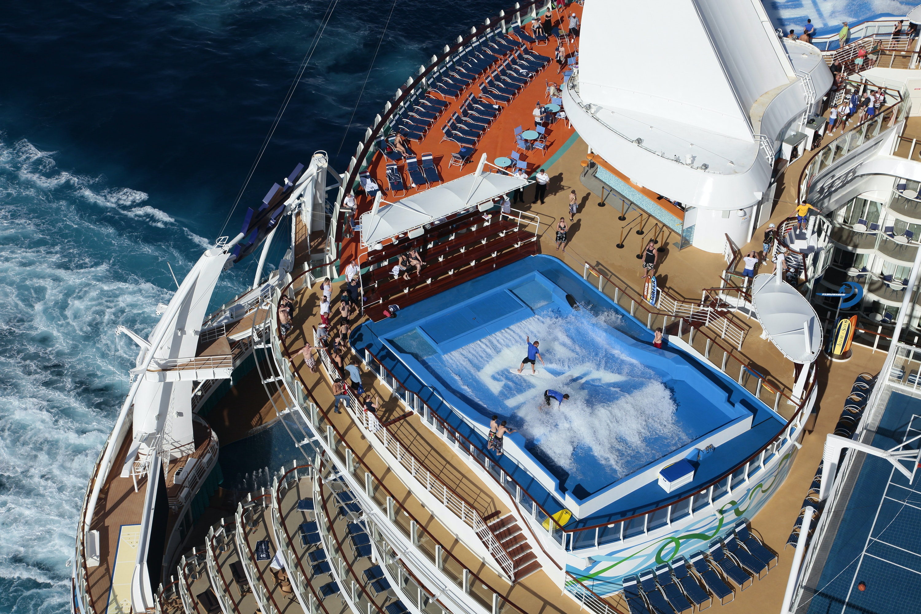 Royal Caribbean tops the votes for best Caribbean cruise line.