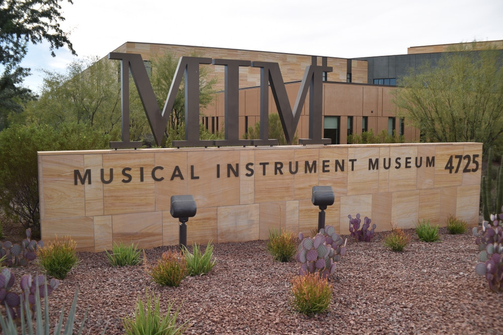Learn about the world's array of instruments at the MIM.