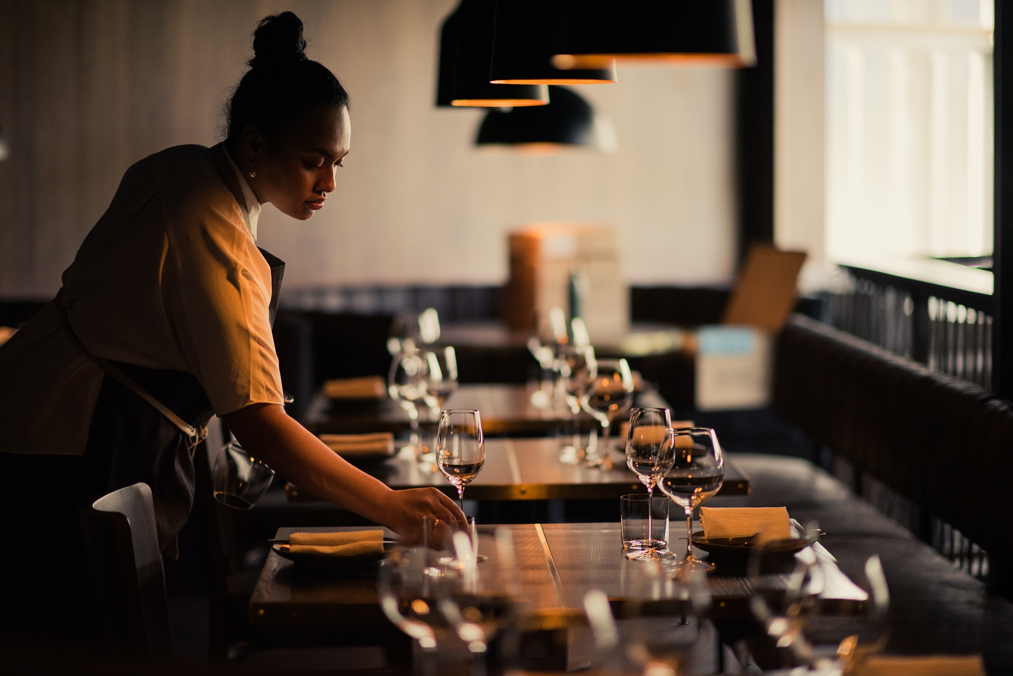 Hiakai, in Wellington, pairs indigenous ingredients with a fine dining experience.