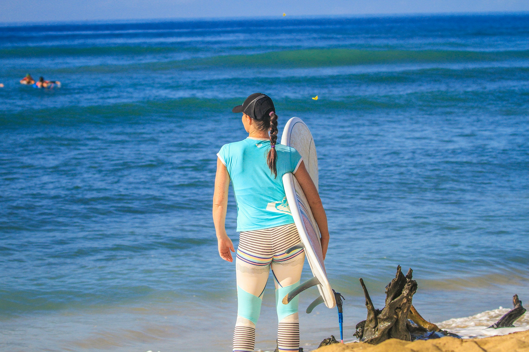 Maui Surfer Girls is owned and run by women.