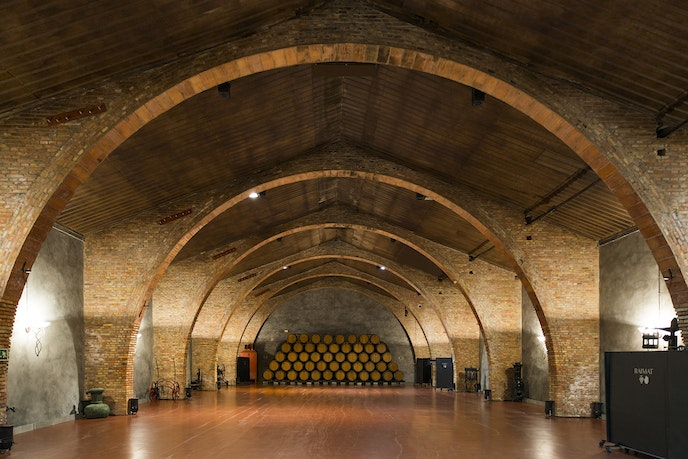 The sustainably minded Raimat winery has been turning out quality wines in Costers del Segre since 1918.