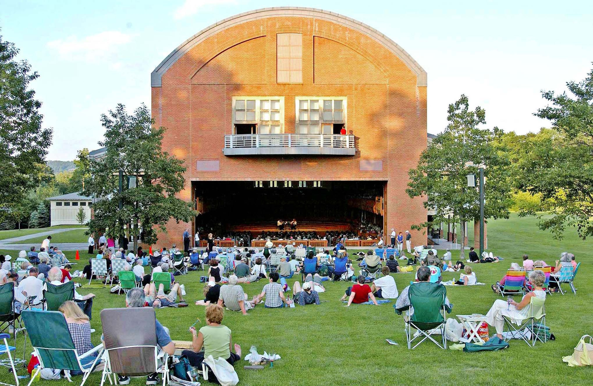 Tanglewood will celebrate its 82nd season this summer with exciting new programming.