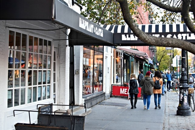 Elephant and Castle has been a Greenwich Village staple for decades.