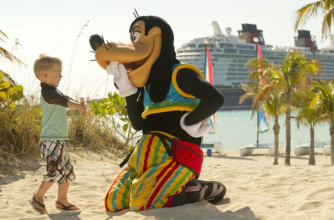 Disney's magic gets a maritime makeover at sea, with sailings that especially inspire wonder in small children.