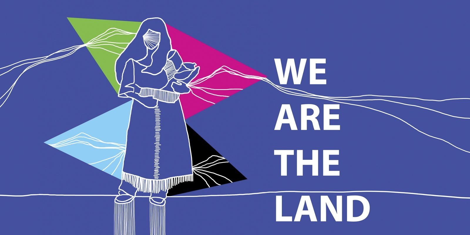 "Lianne Marie Leda Charlie, ""We Are The Land"" (2015)"