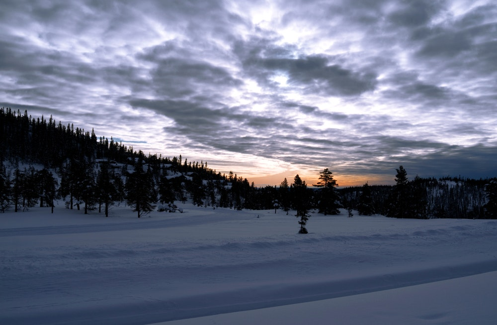 Oslo has a number of dreamy skiing spots, like Norefjell.