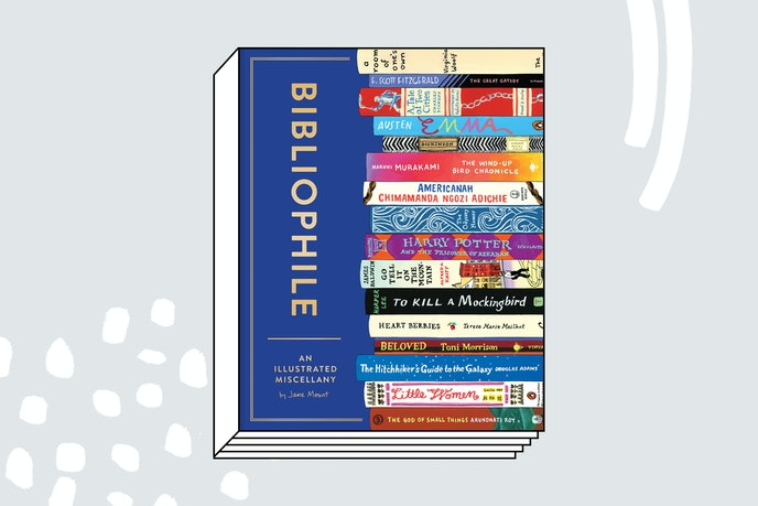 Bibliophile: An Illustrated Miscellany (Chronicle Books, 2018)