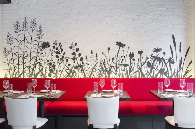 Dirt Candy, Amanda Cohen's upscale vegetarian restaurant in New York City's Lower East Side.