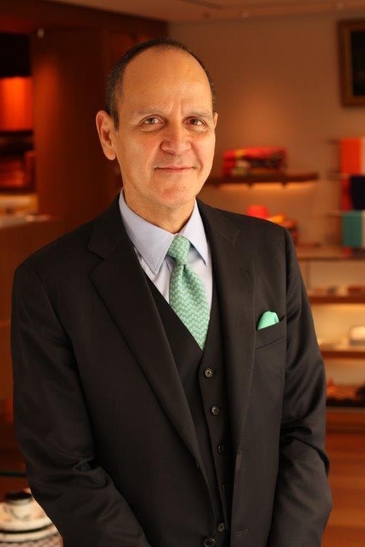 Robert Chaves, CEO of Hermès USA and Latin America
