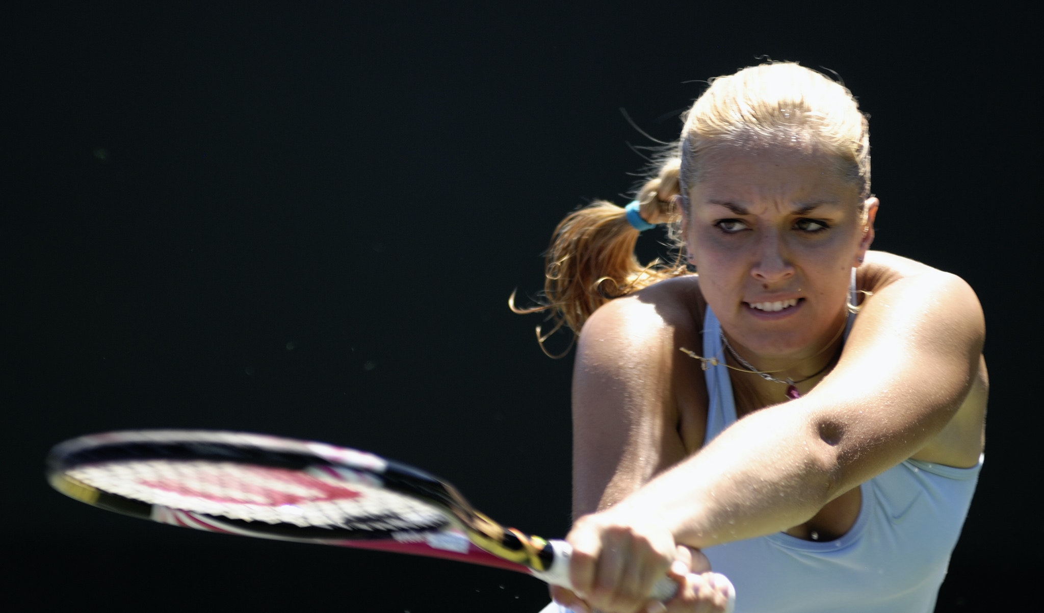 Sabine Lisicki at the 2012 Miami Open