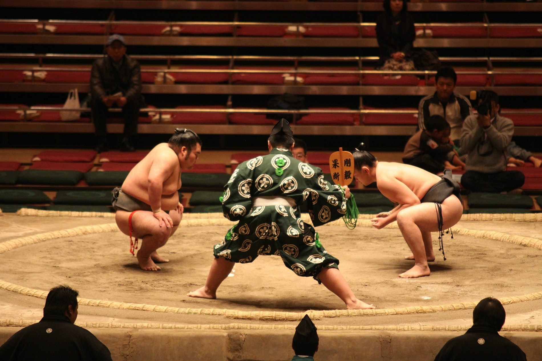 What started as a Shinto ritual has become Japan's national sport.