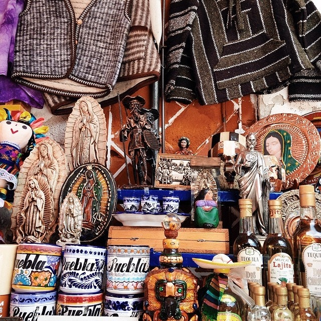 Combing through the markets of Puebla