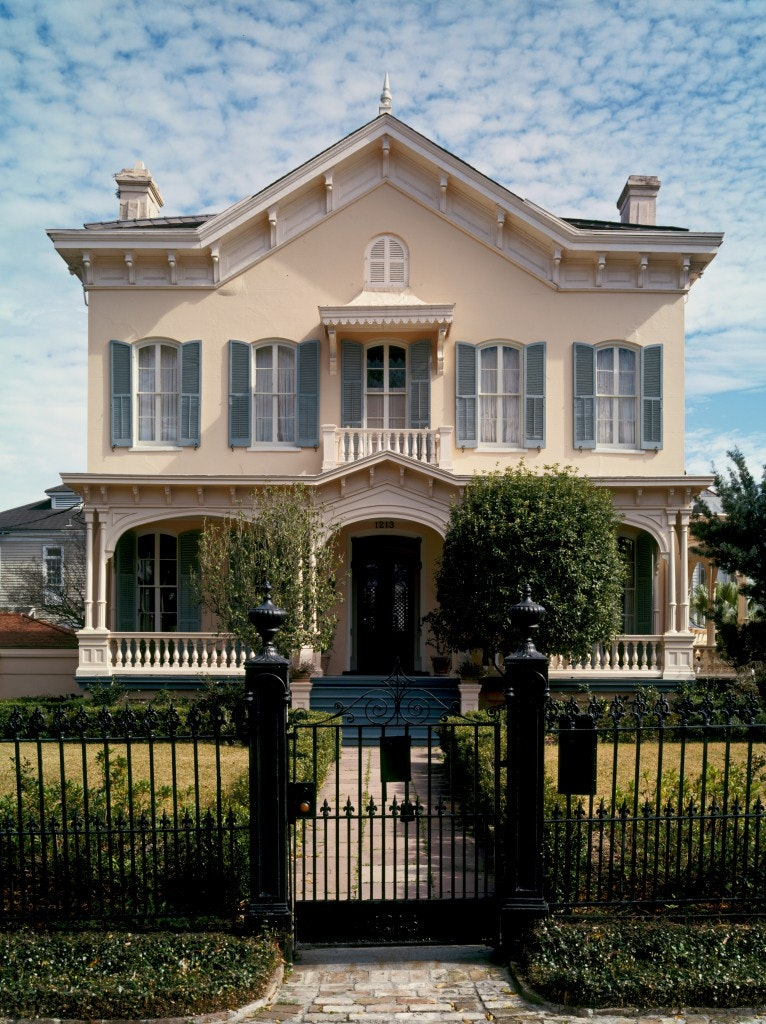 Archibald Montgomery house, New Orleans architecture