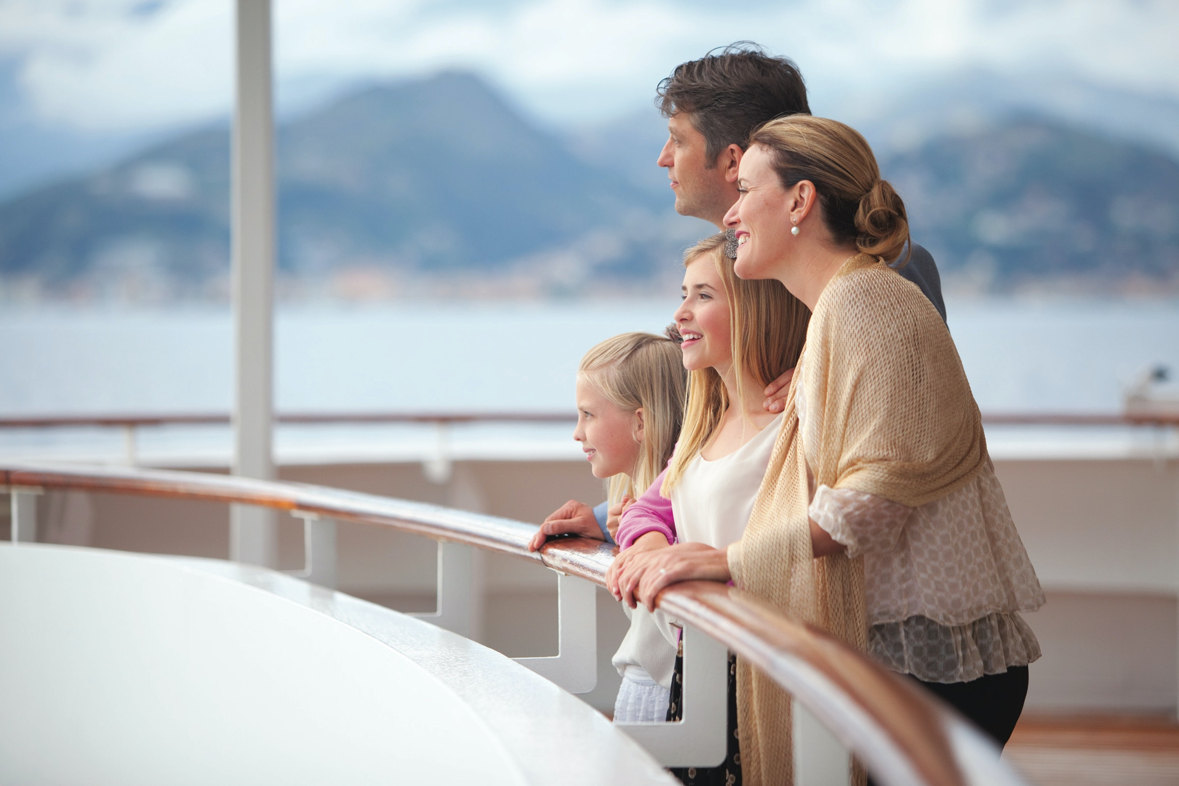 Crystal Cruises offers ocean, river, yacht, and air expeditions so travelers can explore by land, air, and sea.