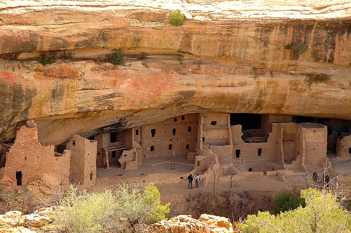 At 81 square miles, Mesa Verde is the largest archaeological preserve in the U.S.
