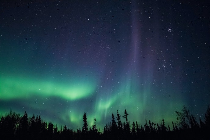 Fairbanks, Alaska, is considered one of the best places in the world to see the northern lights.