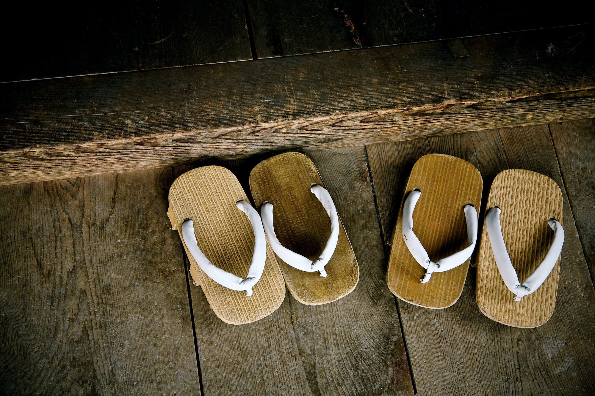 Geta (traditional Japanese sandals)