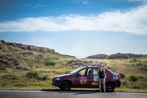 The Mongol Rally: Charlie Grosso's Down-and-Dirty Ride