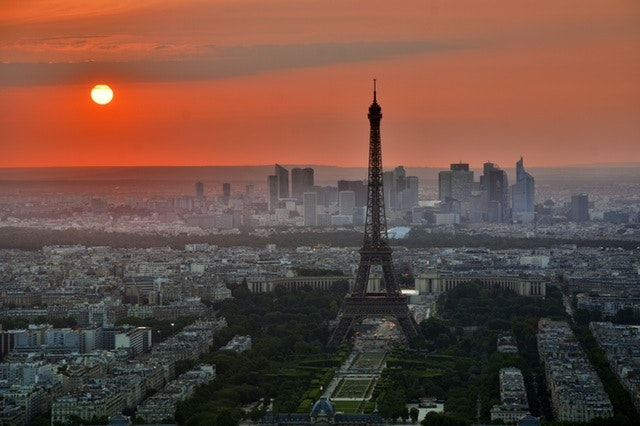 Paris is Cheng's first travel memory.