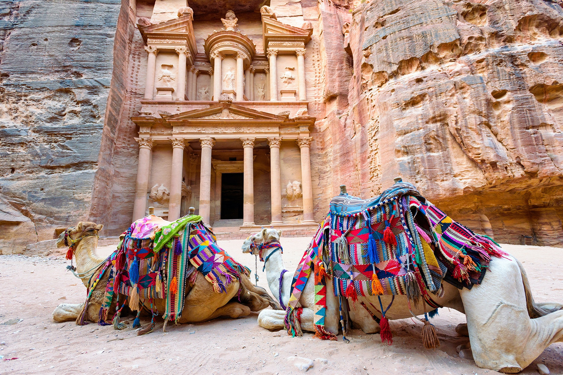 No matter what adventure Sagittarians choose in 2019 (Petra, Jordan, sounds good, doesn't it?), it's bound to be a great one.