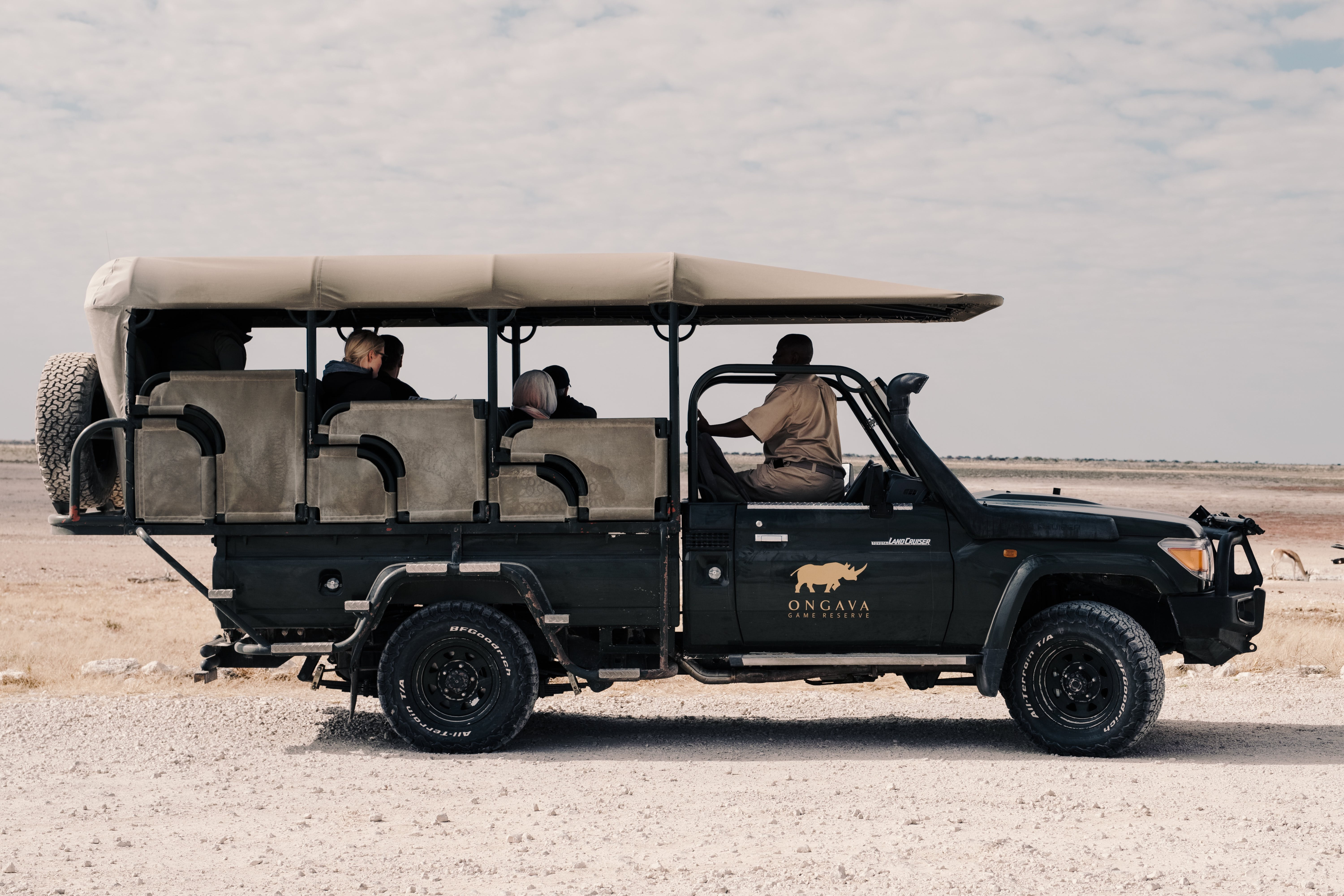 """""""We saw safari vehicles occasionally,"""" says Cui, """"but we mostly had the road to ourselves."""""""