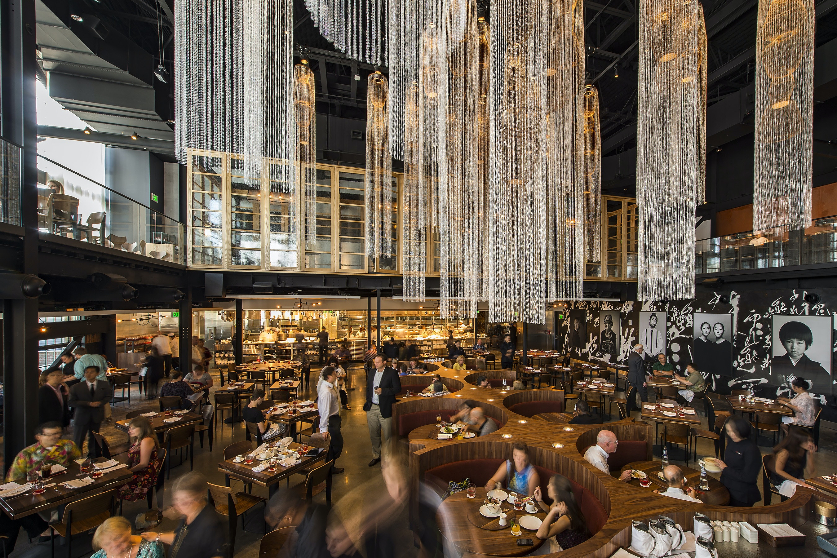 Morimoto Asia is built to accommodate parties of all sizes, from intimate gatherings to large celebrations.