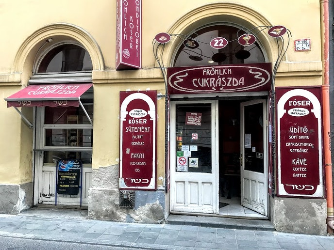 Try a Hungarian torta or pastry along your circuit.