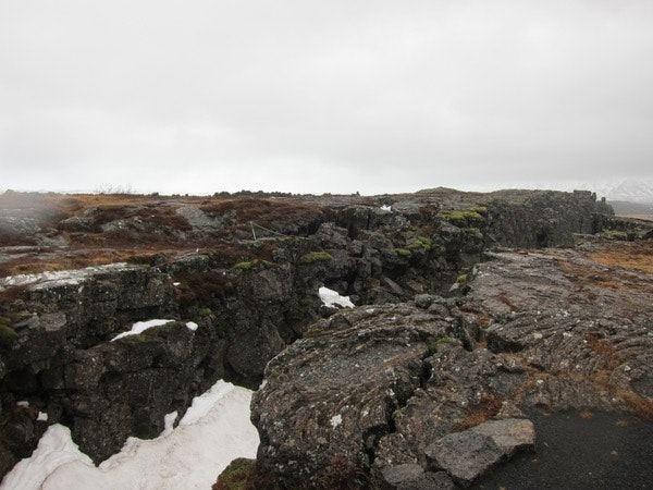 Pingvellir National Park in Iceland, where Povinelli hopes to travel someday.
