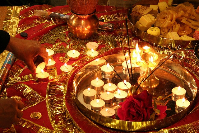 Diwali is the Indian Festival of Lights